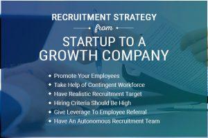Have An Autonomous Recruitment Team