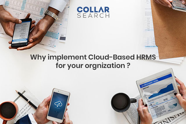 Why Implement cloud-based H.R.M.S for your organisation?