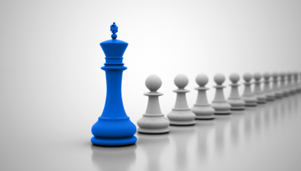 Selecting the right candidate chess piece